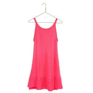Missoni Spaghetti Strap Slip-on Shift Knit Dress